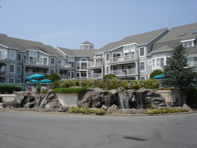 Diamond Beach Summer Vacation Rental - 9904 Seapointe Blvd.Garden 411, Diamond Beach