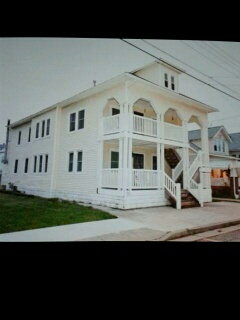 Wildwood Summer Vacation Rental - 230 E Juniper St2nd Floor, Wildwood