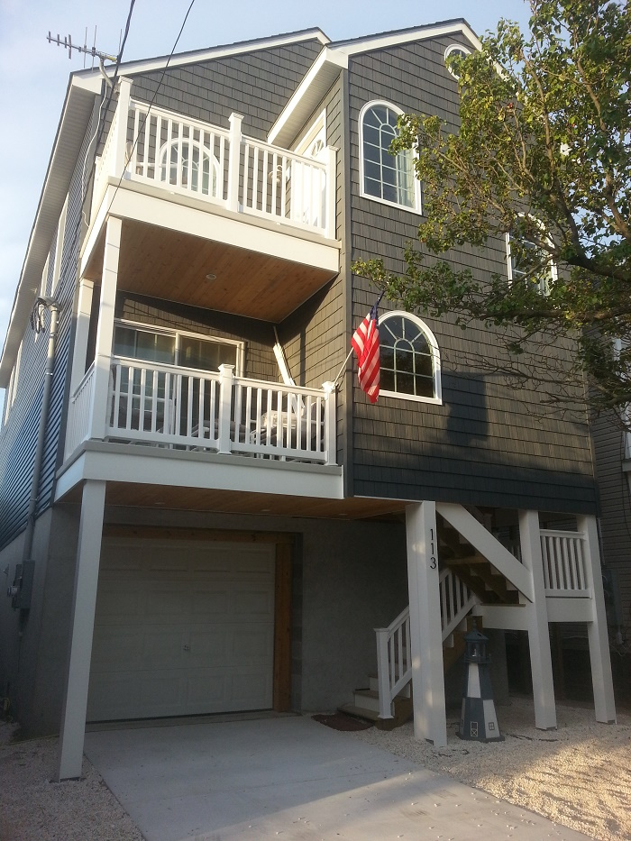 Wildwood Summer Vacation Rental - 113 W Juniper Avenue, Wildwood