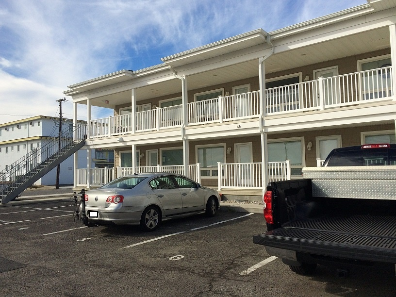 Wildwood Crest Summer Vacation Rental - 411 E Toledo Avenue8, Wildwood Crest